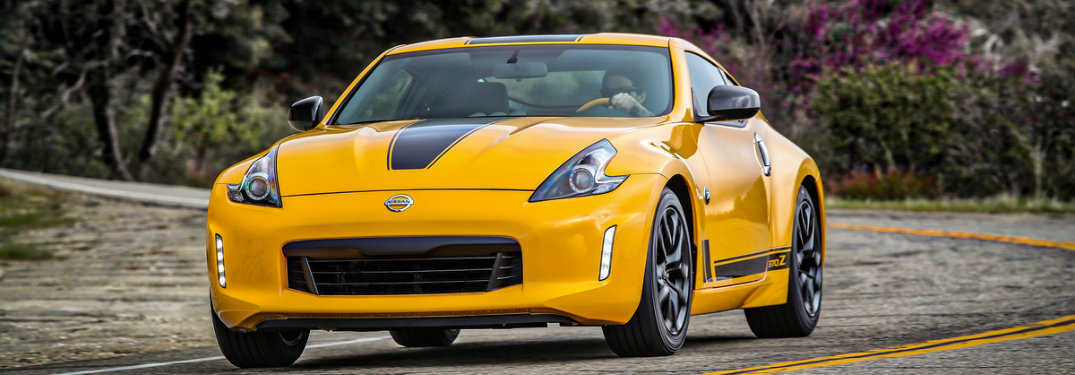 2018 Nissan 370Z Official U.S. Pricing