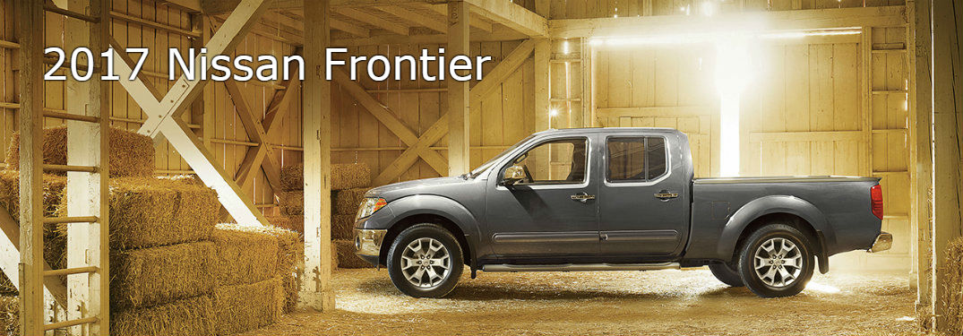 Third-generation Nissan Frontier announced