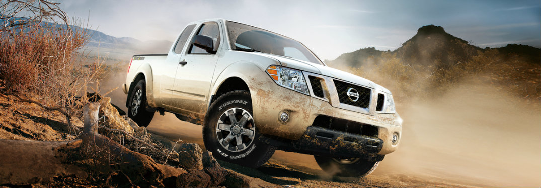 Official U.S. pricing 2018 Nissan Frontier