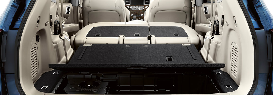 Which 2018 Nissan Models Have The Most Cargo Space