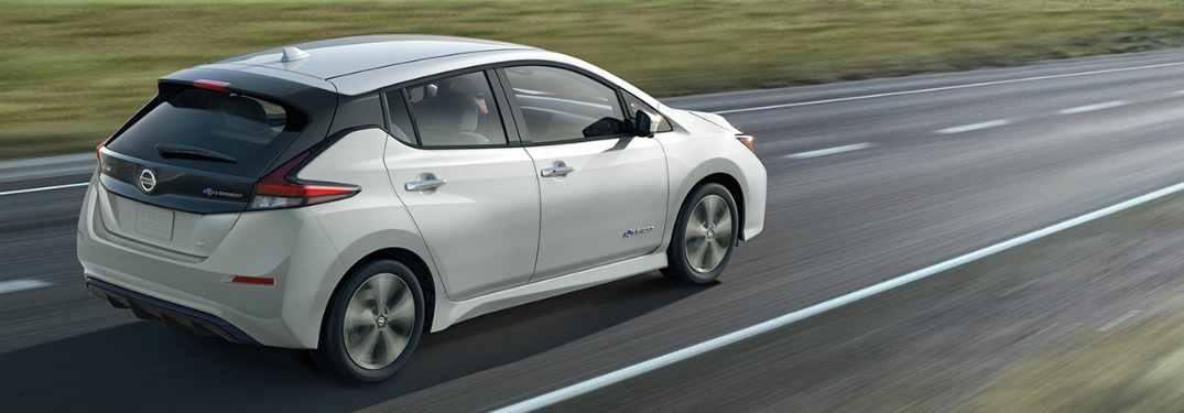 What Colors Does the 2018 Nissan LEAF Come in?