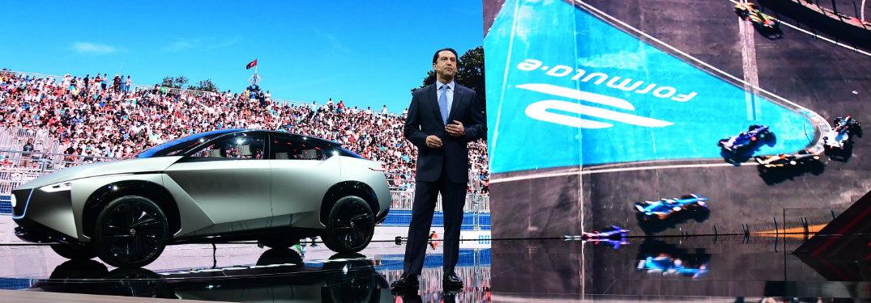 Nissan Showcases new Electric Vehicles in Geneva