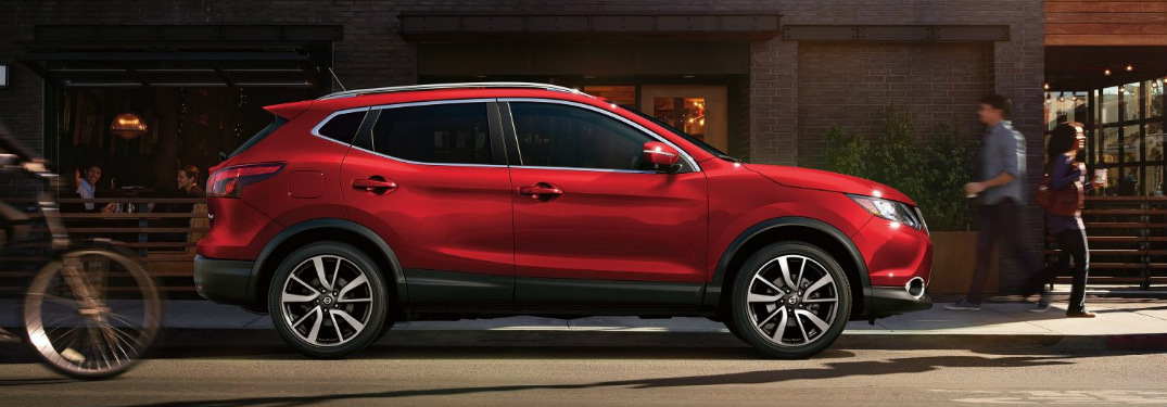 Color Options For The 2018 5 Nissan Rogue Sport
