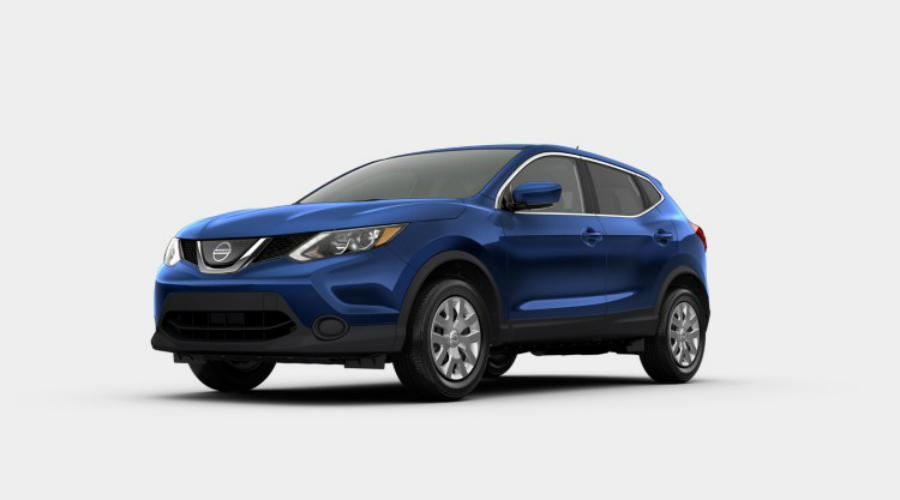 Color Options for the 2018.5 Nissan Rogue Sport