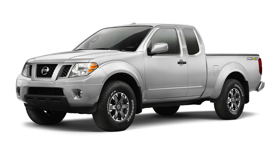 Color Options For The 2018 Nissan Frontier