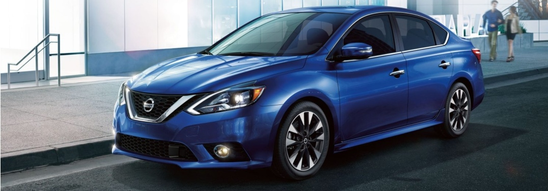 What Colors Does the 2018 Nissan Sentra Come in?