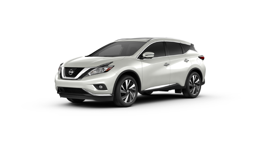 Color Options For The 2018 Nissan Murano