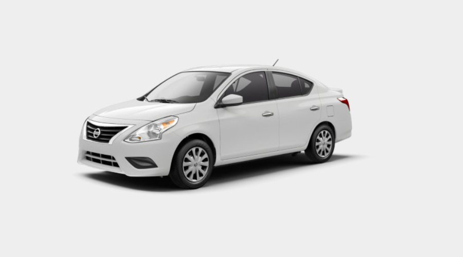 Color Options for the 2018.5 Nissan Versa