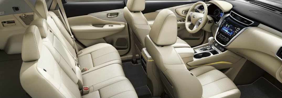 does nissan murano have 3rd row seating. Black Bedroom Furniture Sets. Home Design Ideas