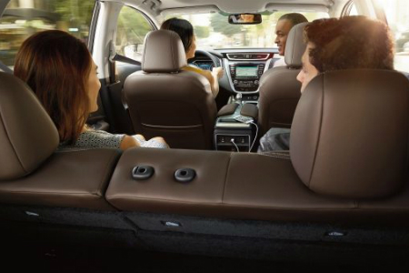 How Much Cargo Space Does The 2018 Nissan Murano Have