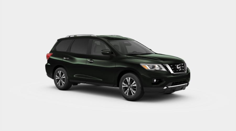 Color Options For The 2019 Nissan Pathfinder