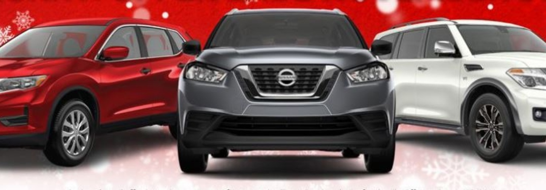 Nissan Holiday Bonus Cash in Glendale Heights IL