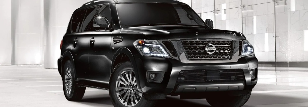 2019 Nissan Armada: Updates, Design, Specs >> Color Options For The 2019 Nissan Armada