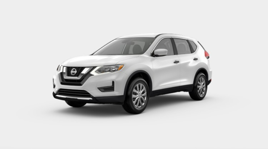 Color Options for the 2019 Nissan Rogue