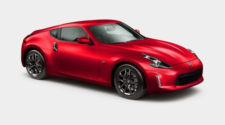 Color Options for the 2019 Nissan 370Z Coupe