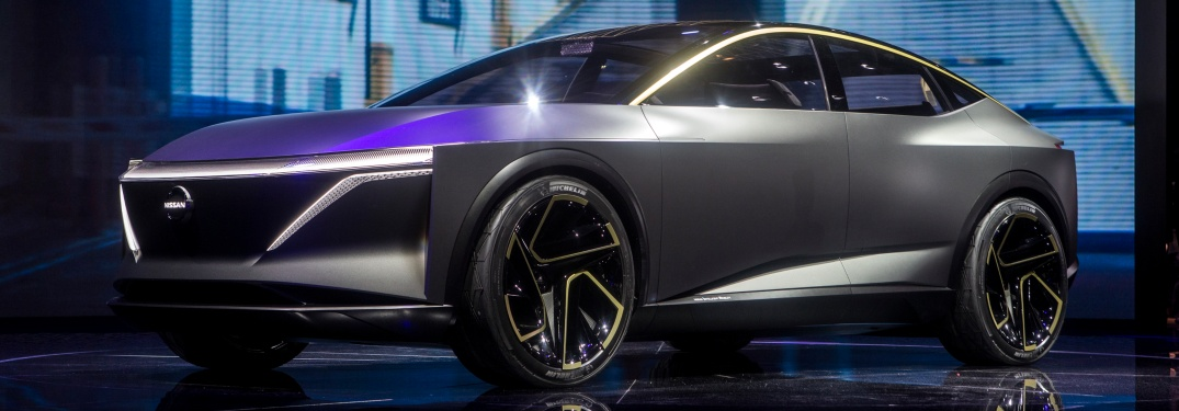 Stylish New Nissan Makes Appearance at NAIAS 2019