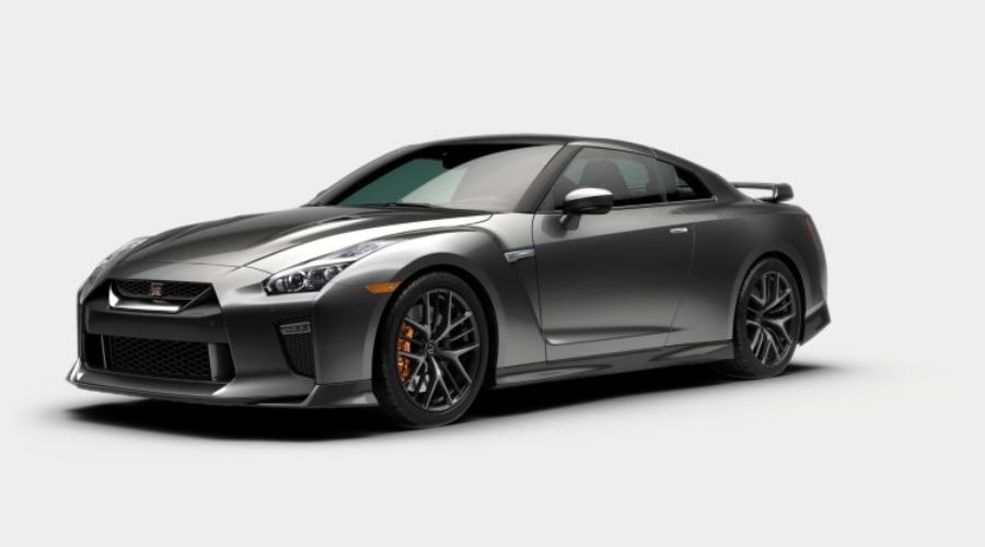 2019 Nissan GT-R in Gun Metallic