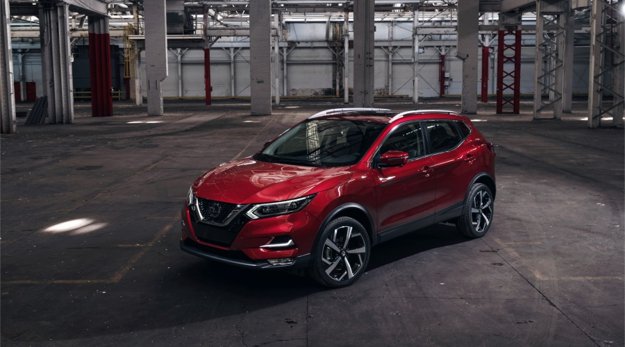 Nissan Images From the 2019 Chicago Auto Show