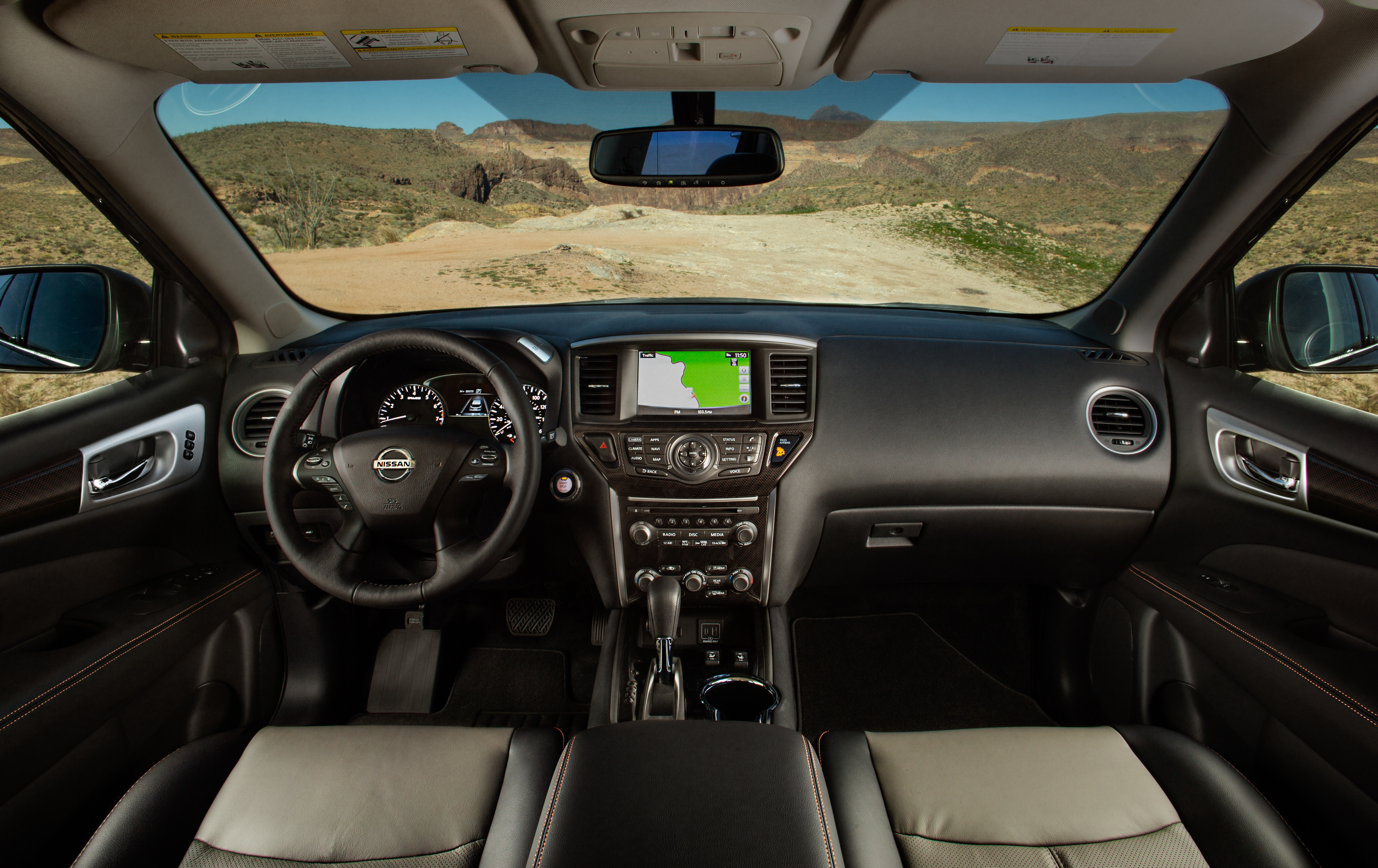 What S Included In The 2019 Nissan Pathfinder Rock Creek Edition Package