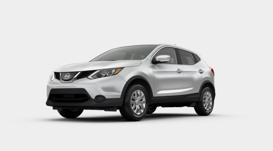 Color Options for the 2019 Nissan Rogue Sport