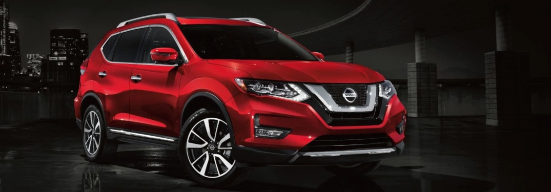 Learn About the Entire Nissan Rogue Lineup