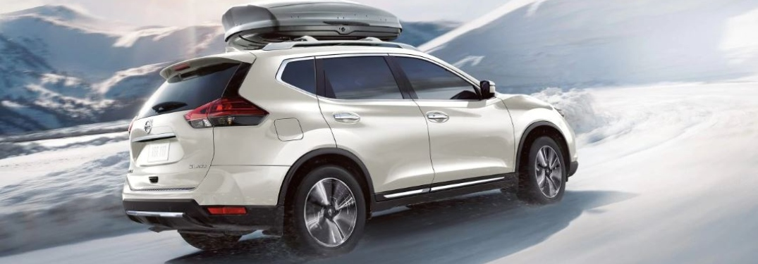 Available Drivetrains in the New Nissan Rogue