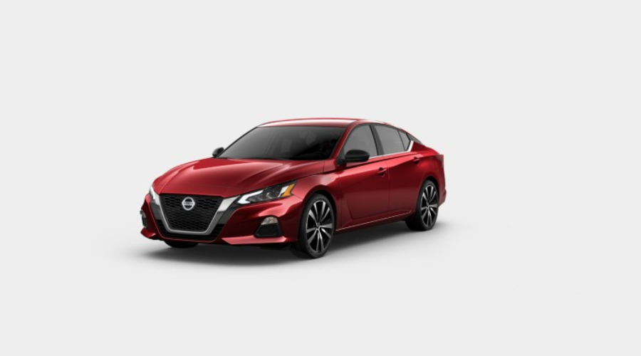 Color Options For The 2020 Nissan Altima