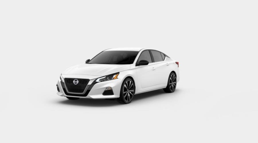 2020 Nissan Altima in Pearl White Tricoat