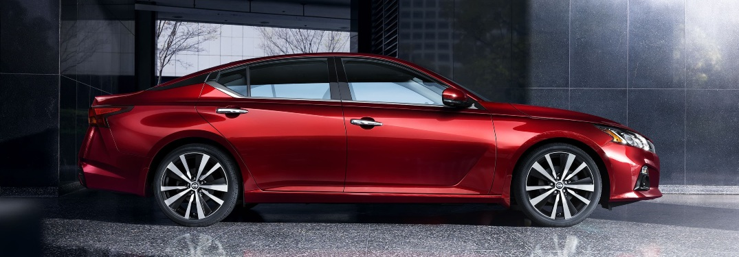 New Altima Boasts Impressive Fuel Economy