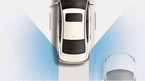 Nissan Blind Spot Warning