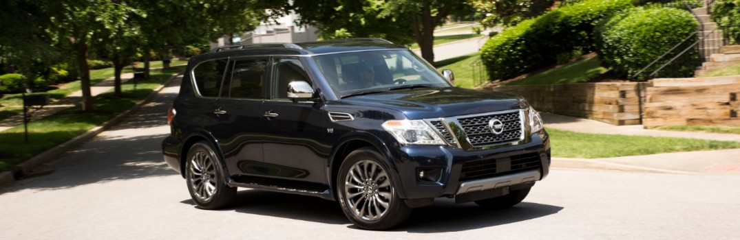 What is the Manufacturer's Suggested Retail Pricing on the 2020 Nissan Armada?