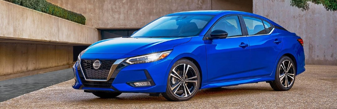 Peek at the 2020 Nissan Sentra exterior color options