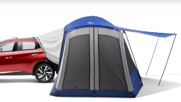 2020 Nissan Armada Hatch tent
