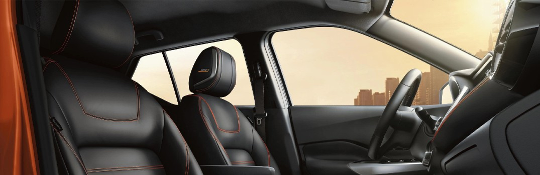 Interior features to expect inside the 2020 Nissan Kicks
