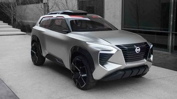Xmotion concept vehicle