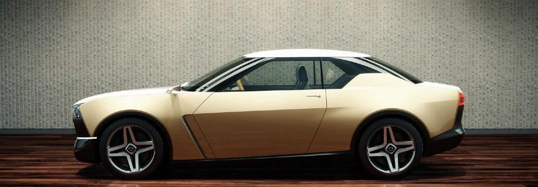 IDX concept vehicle