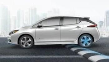 Nissan active ride control