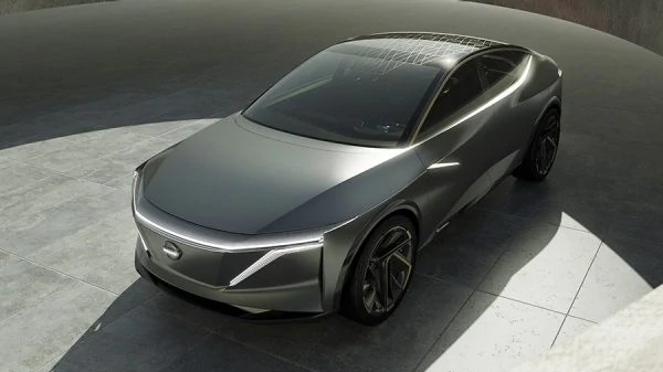 IMS concept vehicle