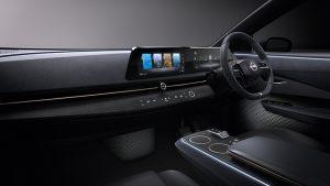 Nissan Ariya dashboard