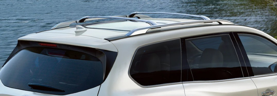 rood of the 2020 Nissan Pathfinder