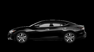 black 2020 Nissan Maxima