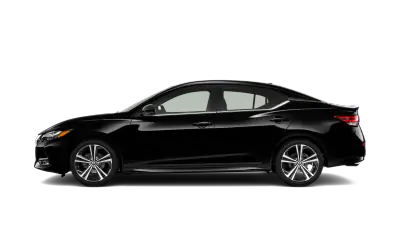 black 2020 Nissan Sentra