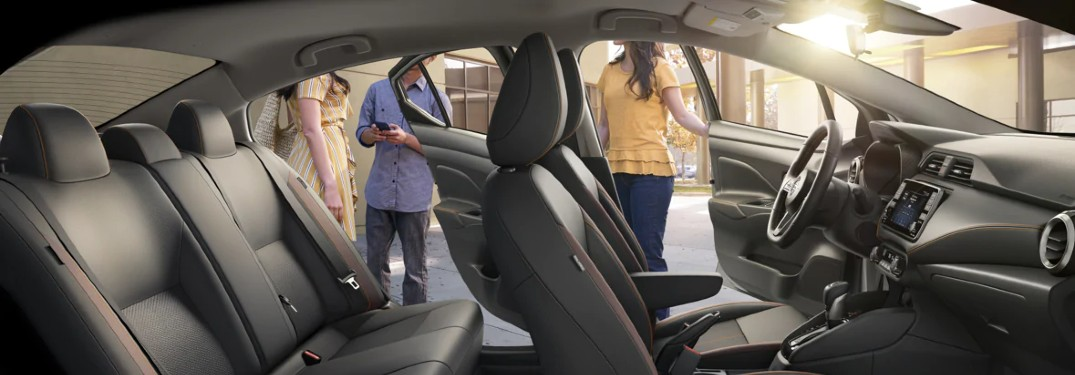 Catch a glimpse of the 2020 Nissan Versa without leaving home