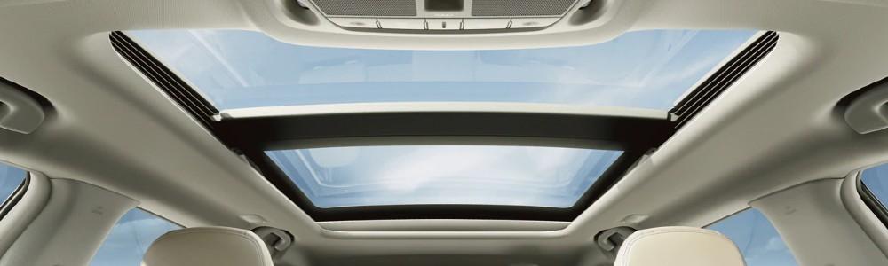 2020 Nissan Murano dual panel moonroof
