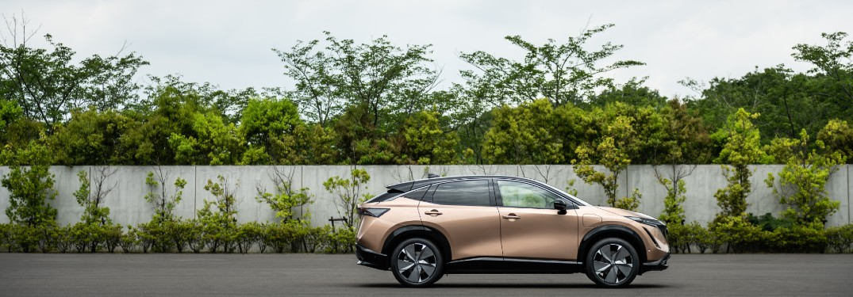 Nissan brings the concept vehicle, Ariya, into reality