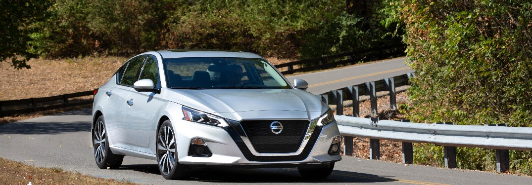 What Interior Technologies are on the 2021 Nissan Altima?