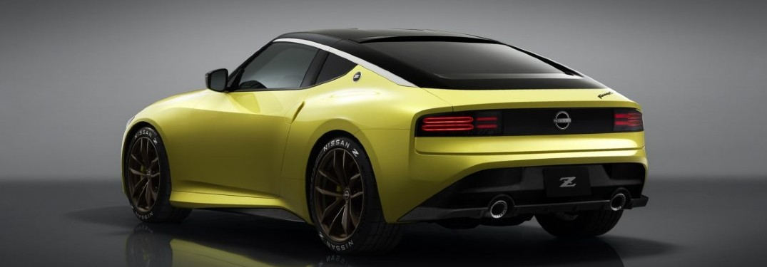 New videos have been released showing more of the Nissan Z Proto