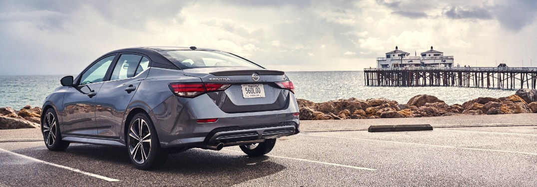 read of the 2021 Nissan Sentra