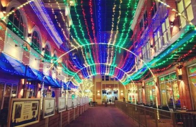 Naperville lights