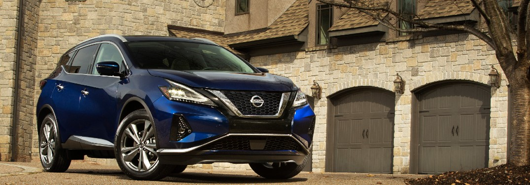 Nissan has shared information about the 2021 Nissan Murano